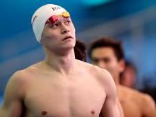 Achtjarige dopingschorsing zwemmer Sun Yang door Zwitserse rechtbank opgeheven