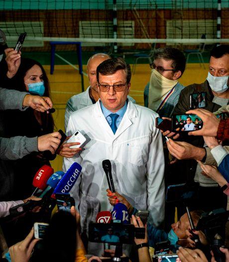 Le médecin russe qui a soigné Navalny après son empoisonnement a disparu