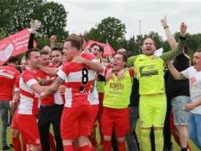 Kampioen RKPVV promoveert voor het eerst in clubhistorie naar derde klasse.