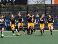 Matla pusht HC Den Bosch voorbij HDM in eerste play-offduel
