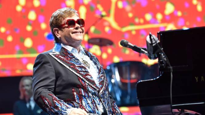 Ook Belgische fans moeten geduld hebben: Elton John ondergaat heupoperatie en stelt afscheidstournee uit naar 2023