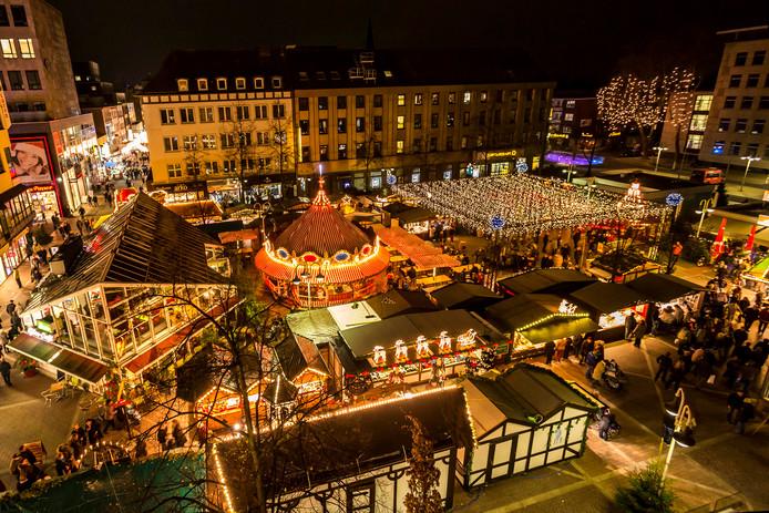 Kerstmarkt in Bochum