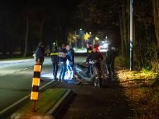 Scooterrijder gewond na val in  Wapenveld