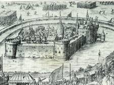 Na 400 jaar wordt slotgracht van kasteel van Wouw in ere hersteld