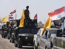 Les forces irakiennes passent à l'offensive