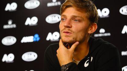 Goffin treft Duitser en wordt bewierookt, ook Bemelmans en Mertens kennen tegenstander op Australian Open