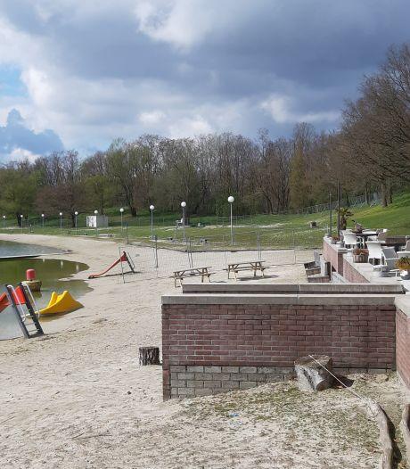 Opnieuw dreigt Strandbad Nuenen niet open te gaan, want er is (nog) niemand die de plas wil uitbaten