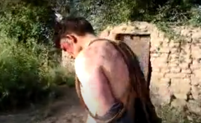 Een krijgsgevangen gemaakte kolonel uit het Syrische leger wordt afgevoerd naar de rivier de Eufraat en daar geëxecuteerd. Volgens de politie is dat gebeurd door de Syrische asielzoeker Ahmad al K.
