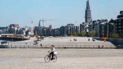 Vernieuwde Antwerpse Scheldekaaien zijn dit jaar mooiste publieke ruimte