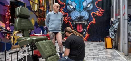 Jezelf laten tatoeëren in de Bavaria-brouwerij: 'Geweldig om een bierketel op iemands arm te zetten'