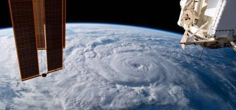 Ruimtestation ISS komende week vanaf de aarde te zien... als het weer meezit
