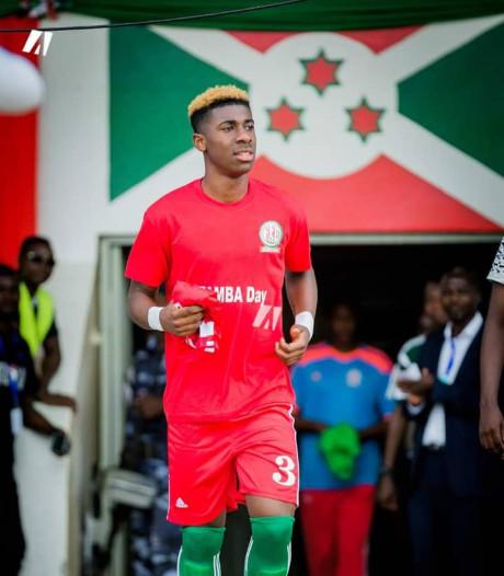 Amissi via NAC met Burundi naar de Afrika Cup