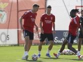 Football Talk. Vertonghen traint weer mee bij Benfica, morgen al rentree tegen PSV? – Radovanovic verlengt bij KVK