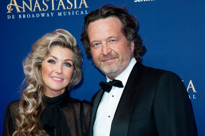 Brigitte Nijman en Robert Veuger