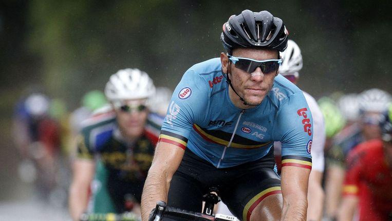 Philippe Gilbert wil één week na zijn sterk WK meedingen naar de zege in de Ronde van Lombardije. Beeld PHOTO_NEWS