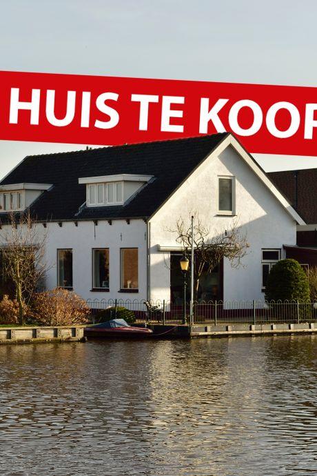 Na al die jaren zet Gerard dit optrekje aan de Oude Rijn te koop: 'Laat iemand anders hier maar van genieten'