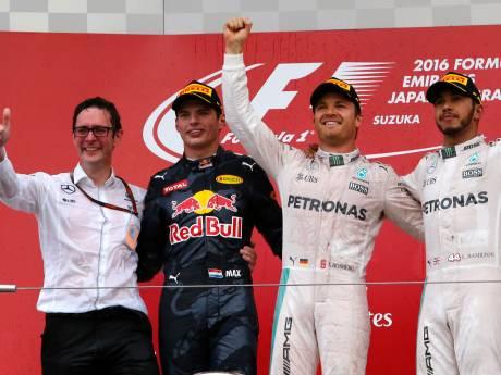 Rosberg: Korter F1-seizoen vergroot kansen Verstappen op titel