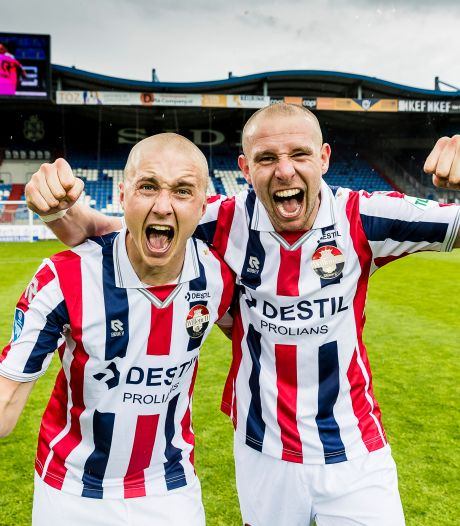 Afscheid van veel verdedigers bij Willem II, maar Heerkens blijft