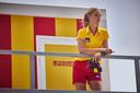 Charlotte Goyvaerts speelt één van de strandredders in de nieuwe reeks 'De Redders'