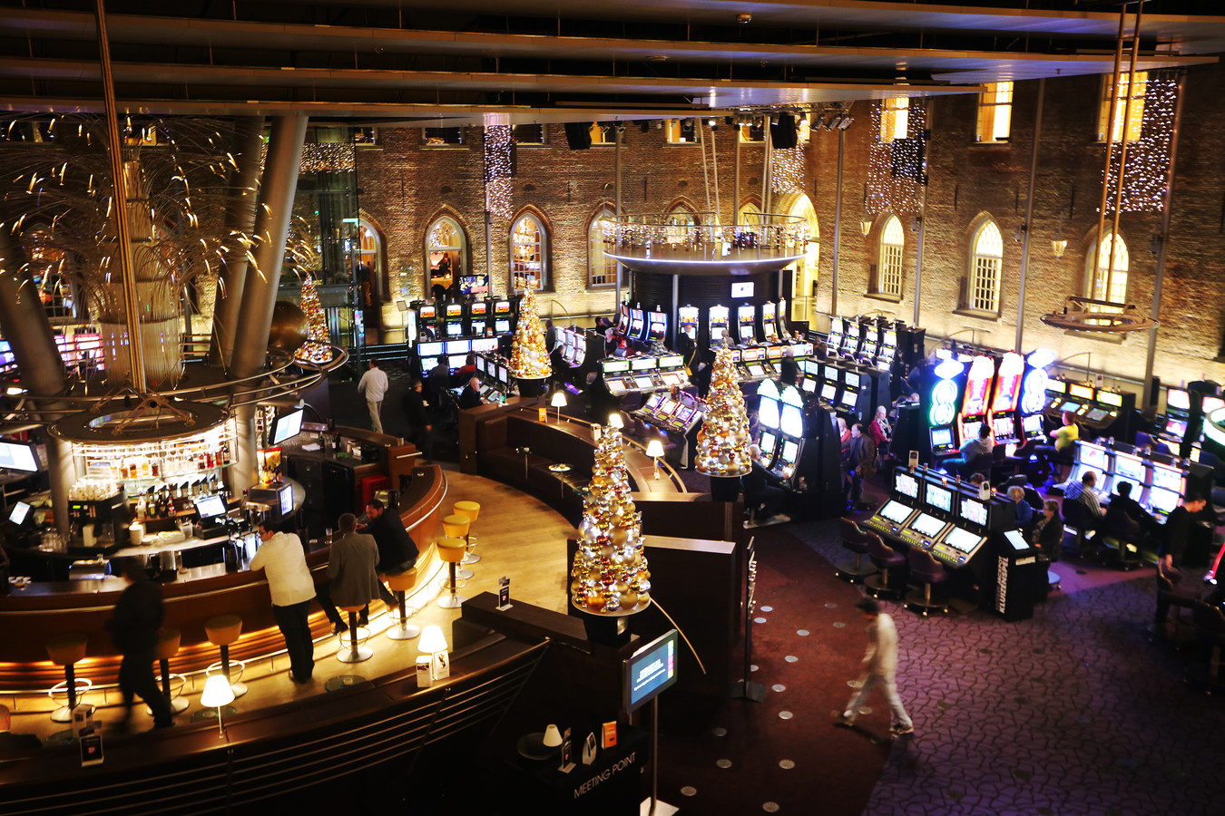 Adres Holland Casino Breda