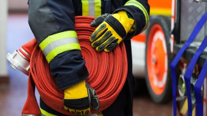 Brand bij afvalverwerkend bedrijf: hevige rookontwikkeling, geen gewonden