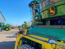 GroeNoord brengt landbouwmachines Wolterink digitaal onder de hamer