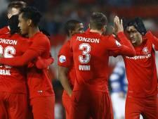 FC Twente kan eindelijk weer eens juichen
