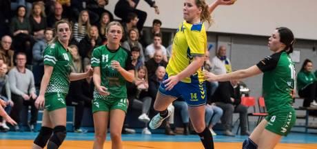 Handbalsters Borhave openen kampioenspoule