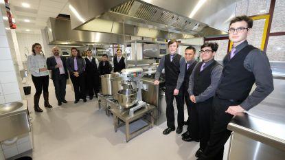 Lamorinière opent nieuw opleidingsrestaurant