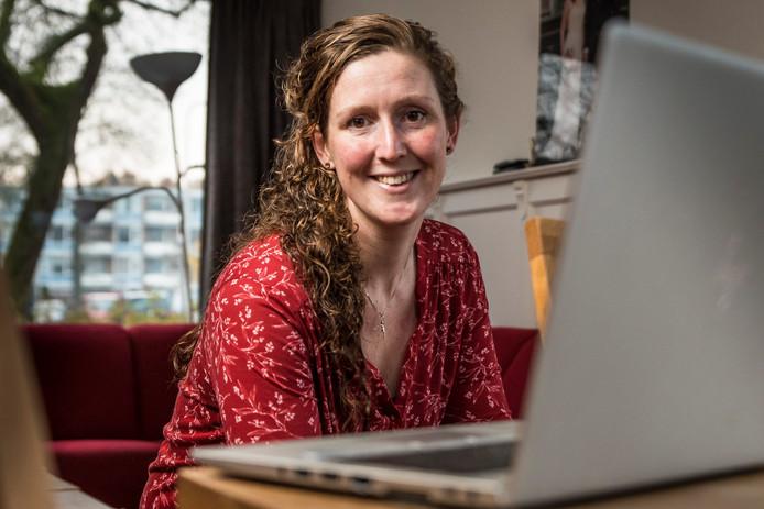 """Annemieke Witteveen: """"We proberen een beeld van de mens als geheel te krijgen."""""""
