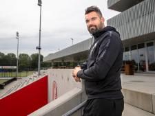 Nieuwe coach Oranje-Rood Stefan Duyf: 'Eerst maar eens frank en vrij hockeyen'
