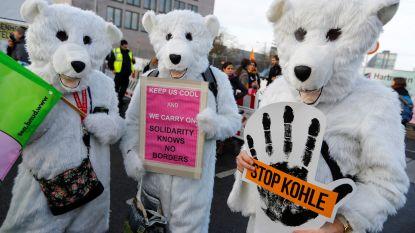Duizenden klimaatbetogers trekken door Berlijn en Keulen