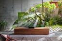 De Q950-tv van Samsung, een van de toonaangevende 8K-modellen van het moment.