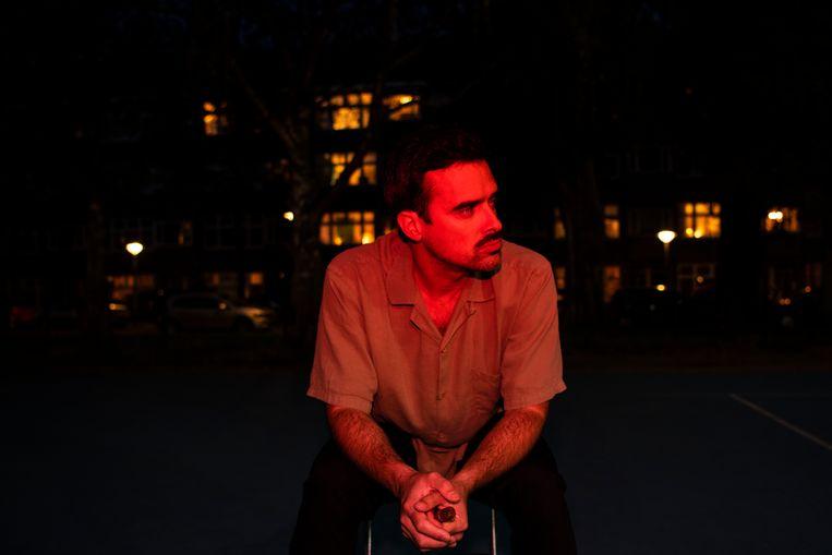 Gabriel Rios. Beeld RV Petra Katanic