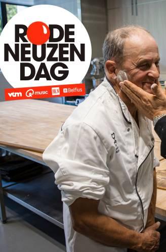"""INTERVIEW. Sterrenchef Roger van Damme (50) en zijn leraar bakkerij Pol Vandenberghe (60): """"Er zaten monsters in mijn klas. En ik onderging"""""""