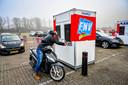 Eerder dit jaar staakten metaalmedewerkers bij IHC in Krimpen aan den IJssel.