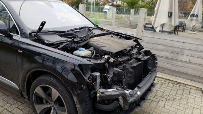 Yves uit Dessel kan zijn ogen niet geloven: lichten, bumper en motorkap van zijn Audi gestolen