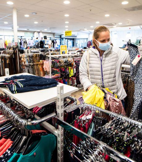 Winkelen met tijdslimiet: tien minuten voor opbergdozen, een half uur voor nieuwe kleding