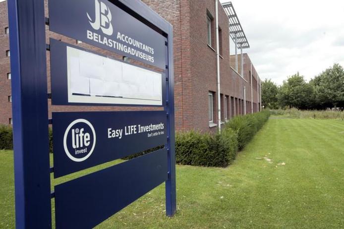 Het Easy Life-kantoor in Helmond. archieffoto Ton van de Meulenhof