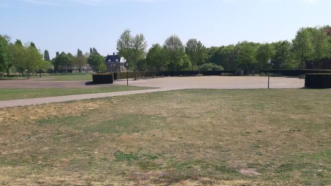 Aldendrielpark in Mill is toe aan een opknapbeurt en dat kost ongeveer een ton