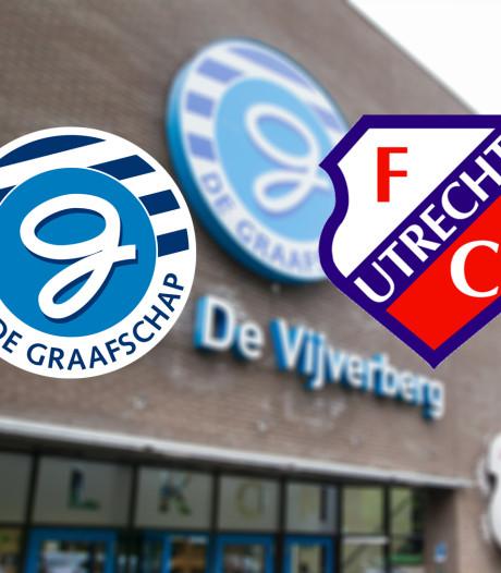 LIVE | Neemt De Graafschap tegen Utrecht verder afstand van laatste plaats?