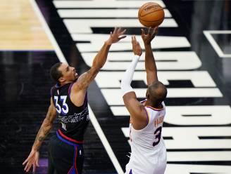 Nederlagen voor Philadelphia en Brooklyn, achtste zege op rij voor New York Knicks