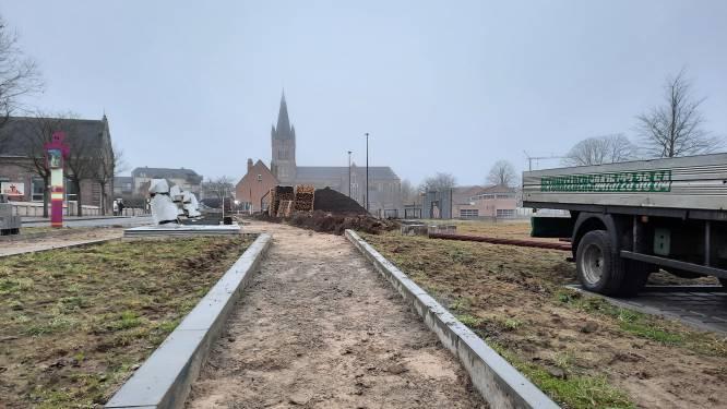 Voetpaden in Kapellestraat worden heraangelegd