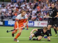 Hockeymannen Oranje hebben het moeilijk in de Pro League