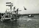 Het oude zwembad bij het Ossermeer