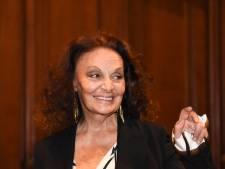 """Diane von Furstenberg poste un selfie en maillot de bain: """"Possédez votre âge"""""""