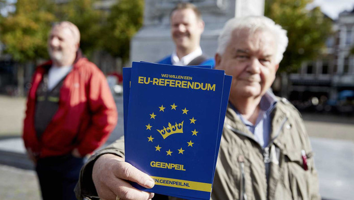 Het referendum over de associatieovereenkomst met Oekraïne wordt gehouden op woensdag 6 april 2016.