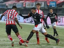 Samenvatting | PSV worstelt zich in doelpuntrijke tweede helft langs Sparta
