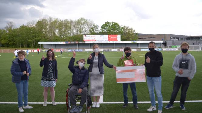 KV Eendracht Aalter start voetbalploeg voor spelers met beperking: G-ploeg vanaf 1 september