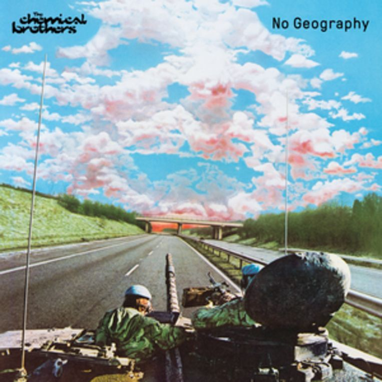 'No Geography' van The Chemical Brothers Beeld rv
